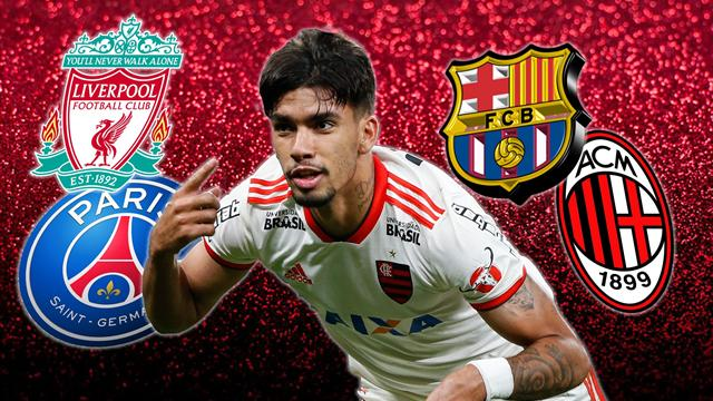 Euro Papers: Brazil star Paqueta to finalise big move 'in two weeks'