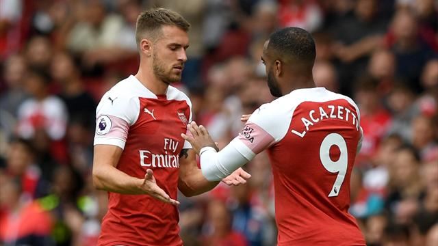 Ramsey says he will see out season with Arsenal