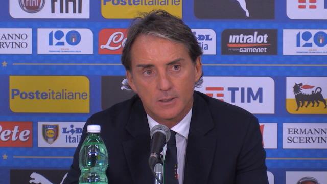 Italie - Mancini : ''Remporter des matches aide une équipe à grandir''