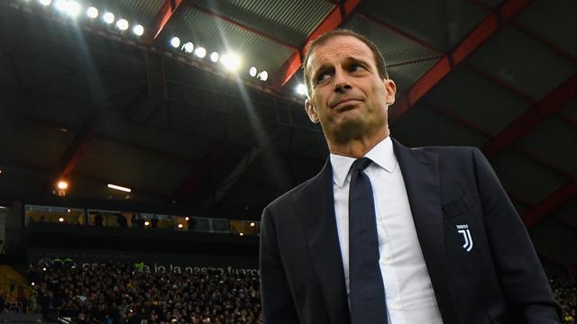 """Allegri: """"Bravi i miei, era giusto che Bonucci riposasse"""", Gattuso: """"Il Milan mi è piaciuto"""""""