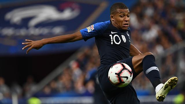 Mbappé préservé, Digne et Thauvin titulaires
