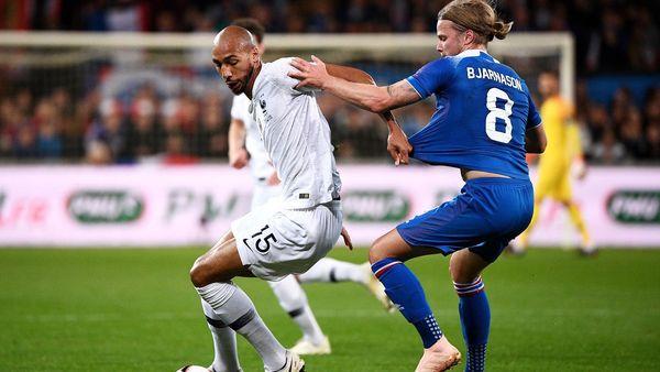 Spiel Frankreich Island