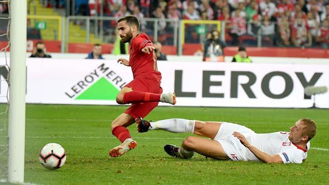 """Portogallo ok 3-2 in Polonia: domenica all'Italia """"basterà"""" una vittoria per salvarsi"""