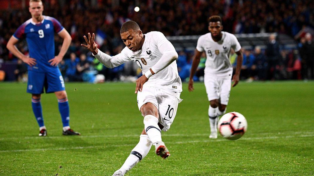 Mbappé Rettet Frankreich Vor Blamage Gegen Island Int