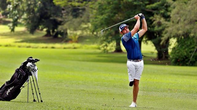 Juan Postigo, el campeón de golf amputado que aspira a los Juegos Olímpicos