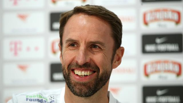 Southgate considers change in formation for youthful England