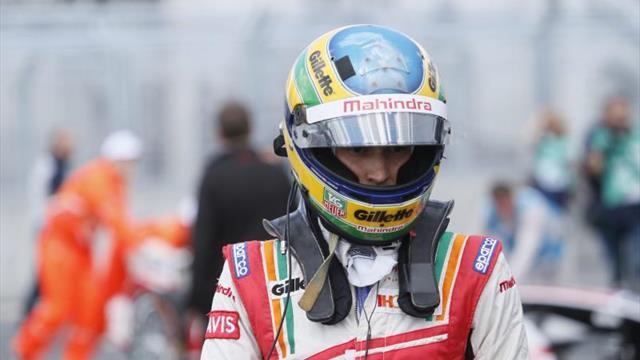 """Bruno Senna: """"Ya estoy totalmente recuperado; el pie y la cadera están bien"""""""