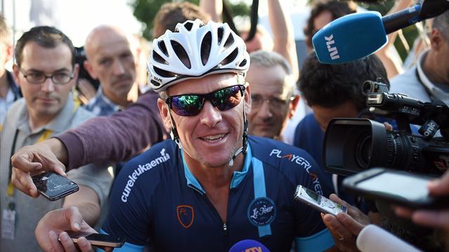 Армстронг – о допинге: «Я делал то, что должен был делать ради победы. Ничего бы не поменял»