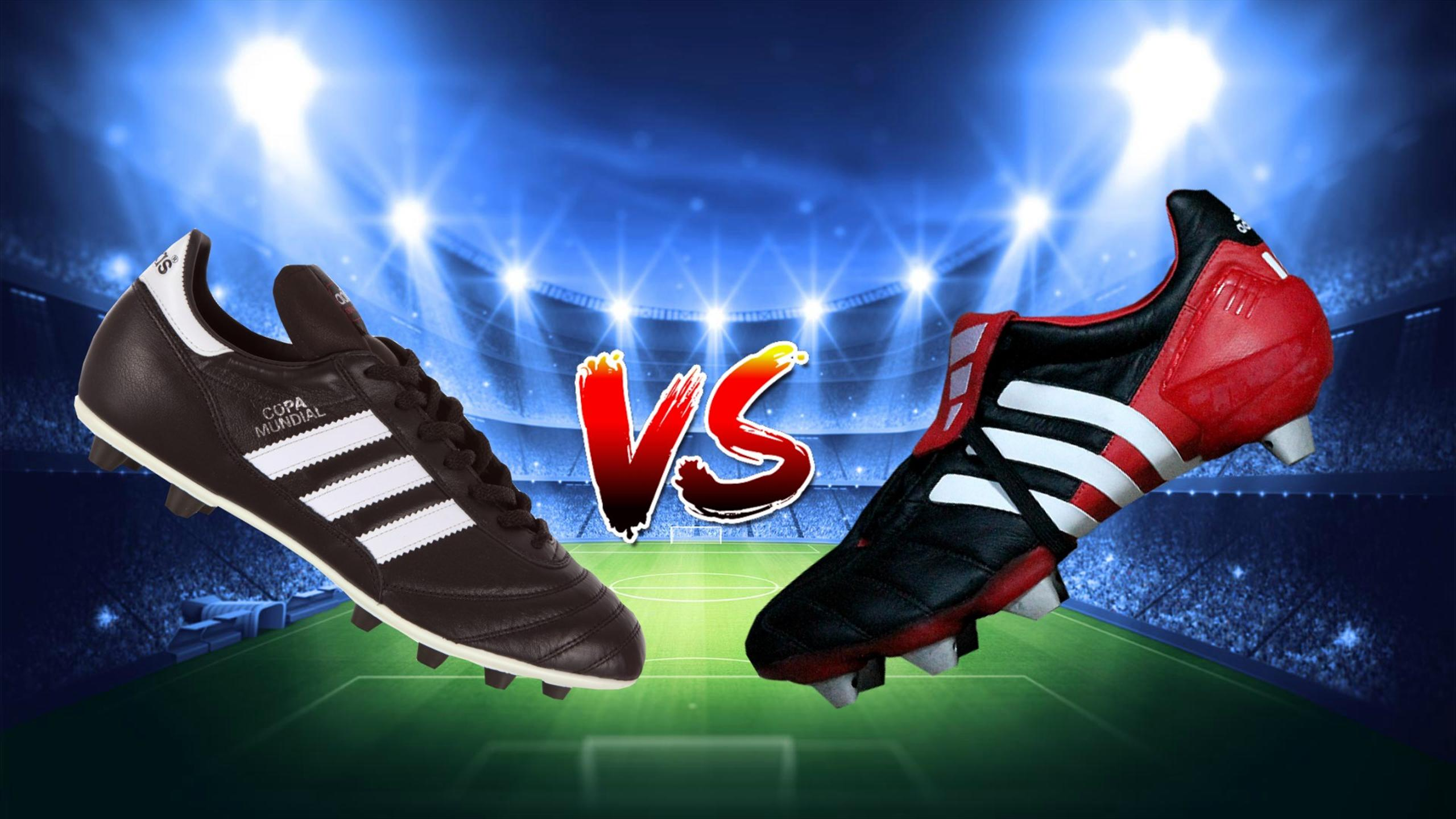 hot sale online aa645 918d5 ... discount une finale adidas copa mundial vs predator mania élisez la chaussure  de football ultime football