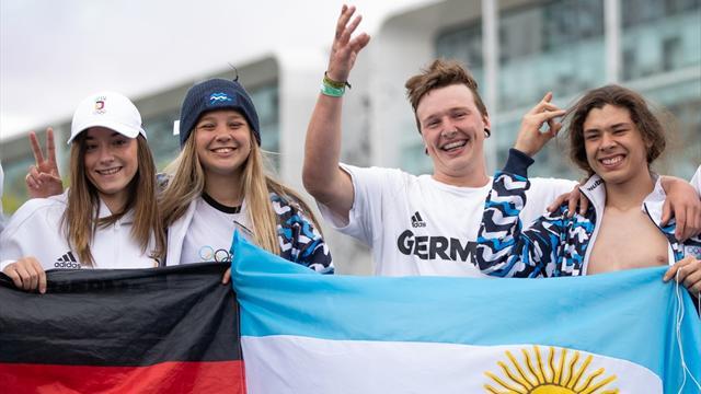 Mit Video | Nächste Medaillen für Deutschland an Tag 5 in Buenos Aires
