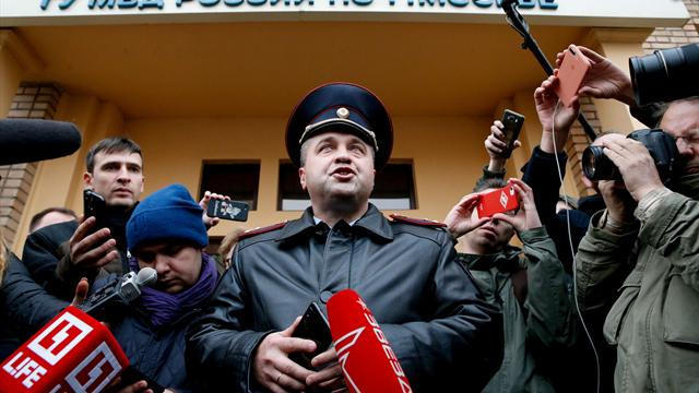 Russian internationals Kokorin and Mamayev could face jail
