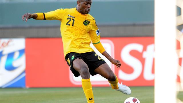 ALS mit 32: Jamaikas Fußball-Star Shelton schwer erkrankt