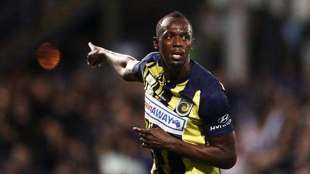 """Mit Video   Bolt glänzt als Torjäger: """"Ich verbessere mich"""""""