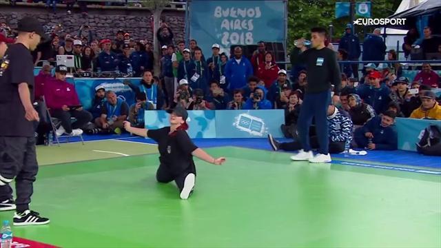 Olimpiadi Giovanili: Alessandra Cortesia argento nella mixed team di breakdance