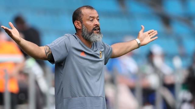 Nuno Espirito Santo, elegido mejor entrenador de septiembre en la Premier