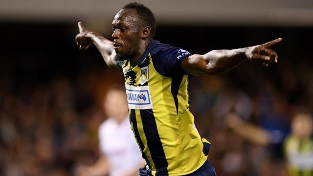 Usain Bolt ya golea