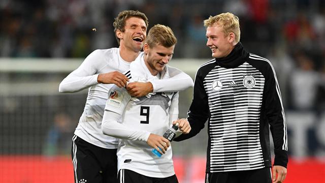 Löws Angriffsplan: Diese Spieler sollen gegen Oranje knipsen