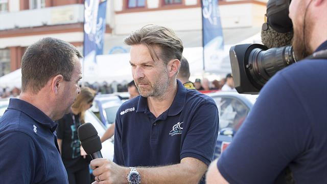 La Spéciale de Qualification du Rally Liepāja en direct sur ERC Radio
