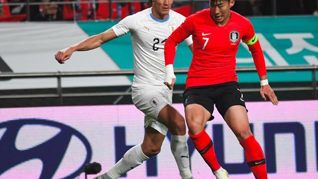 Südkorea schlägt Uruguay - Son verschießt Elfmeter