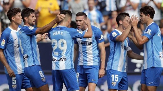 LaLiga 1|2|3, Málaga-Albacete: Remontada para seguir en cabeza (2-1)