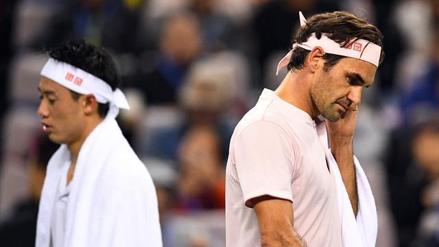 Federer a changé de braquet