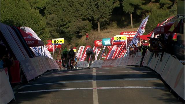 Tour de Turquía (4ª Etapa): Lutsenko se impone en la subida a Selçuk