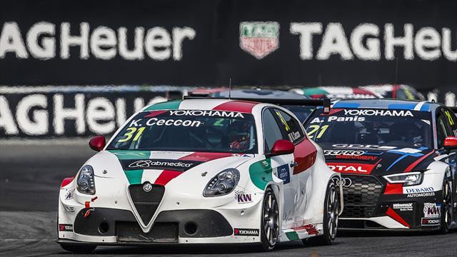 Des performances en qualifications qui boostent le Team Mulsanne Alfa Romeo en WTCR