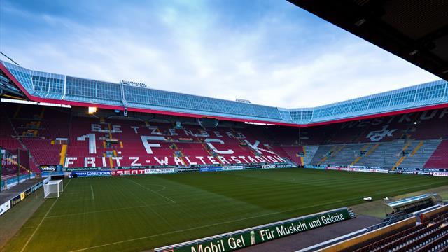 Trauerfeier für Mildenberger im Fritz-Walter-Stadion
