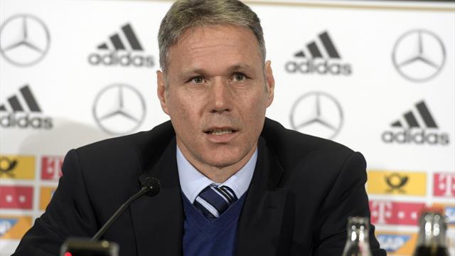 FIFA: Van Basten als Technischer Direktor zurückgetreten