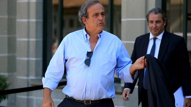 Verleumdung und Verschwörung: Platini reicht Klage ein