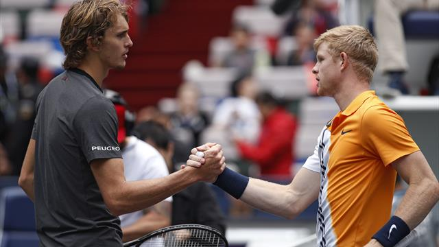 Zverev qualifies for ATP Finals with victory over Edmund