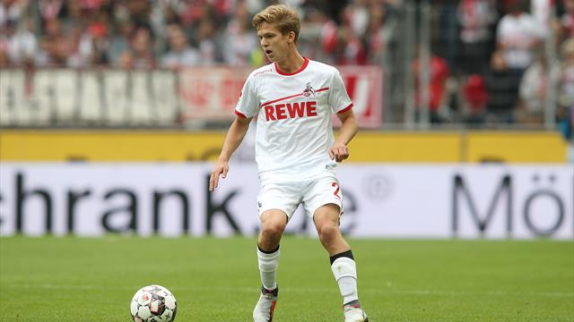 Schulterverletzung: 1. FC Köln vorerst ohne Koziello