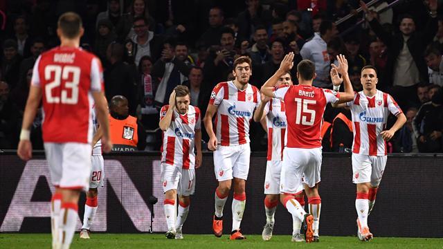 L'Equipe: босс «Црвены Звезды» поставил несколько млн евро на поражение от «ПСЖ» в 5 мячей
