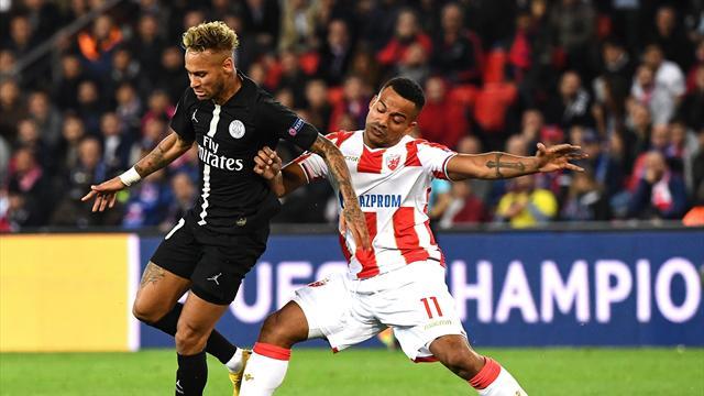 Investigan el posible amaño del PSG 6-1 Estrella Roja de Champions League; ambos clubes lo rechazan