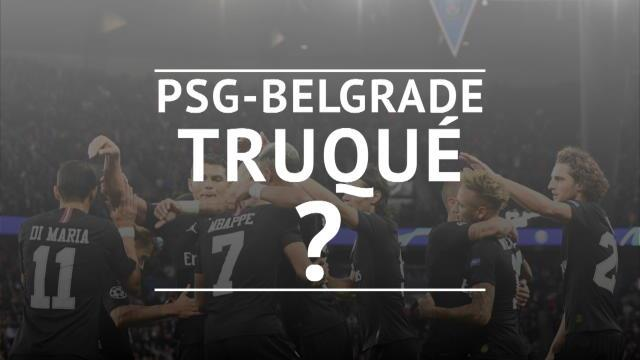 Groupe B - PSG-Belgrade truqué ?