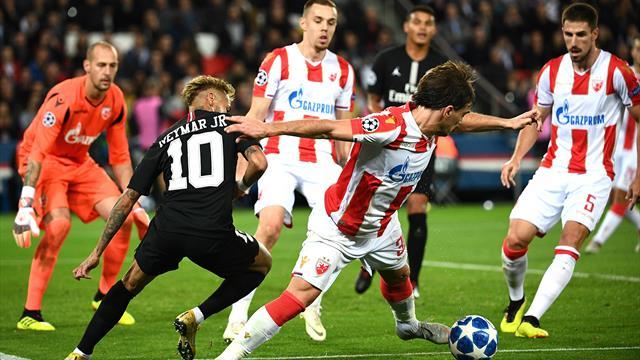 PSG-Sieg gegen Belgrad unter Verdacht der Wettmanipulation