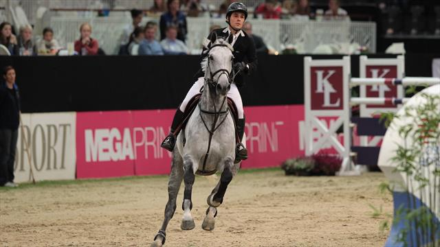 Longines FEI World Cup jumping season gets underway in Oslo