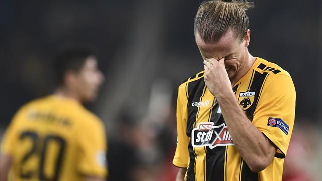 Griechenlands Meister AEK Athen mit Punktabzug bestraft