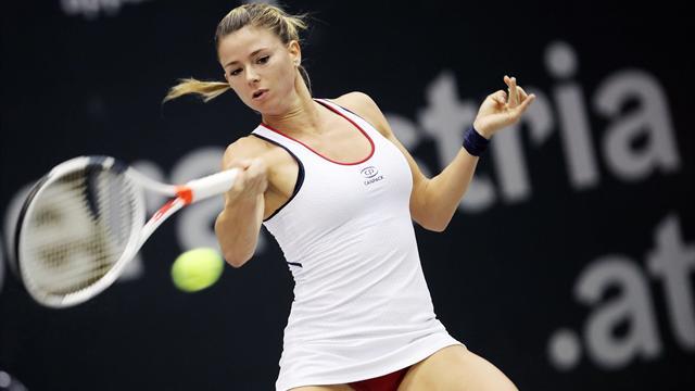 Camila Giorgi si sbarazza anche della Gasparyan: semifinale contro Van Uytvanck a Linz