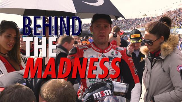 Behind the madness: A remarkable insight into a BSB rider's race weekend