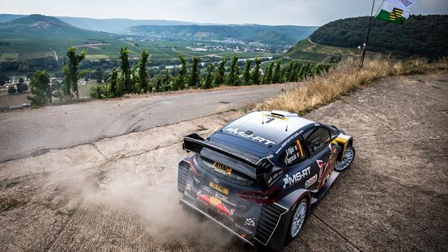 Rallye Deutschland Ende August - Chile neu im Kalender