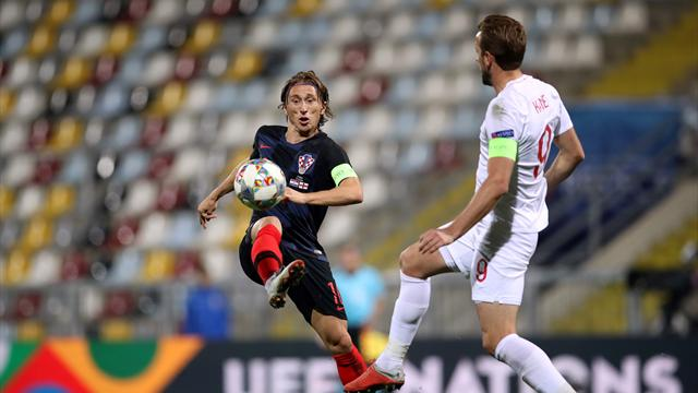 England and Croatia play out dull draw to hand Spain control of group