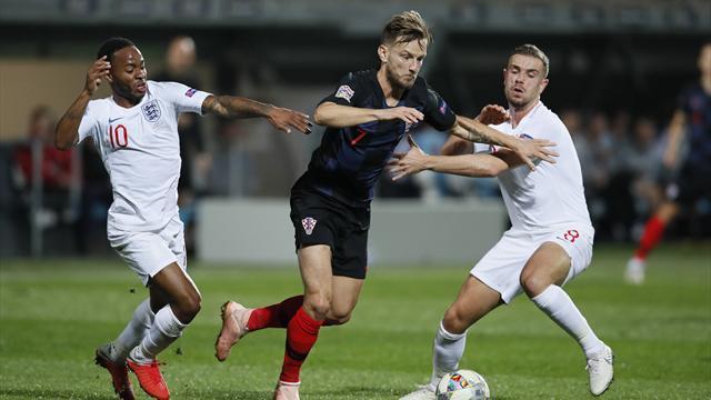 Keine Tore, zwei Verlierer: England und Kroatien spielen Spanien in die Karten