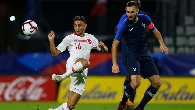 Euro U21: Deux penaltys ratés et une victoire improbable pour la France