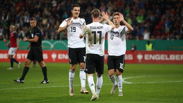 Hartes Stück Arbeit: So machte Deutschlands U21 die EM-Quali perfekt