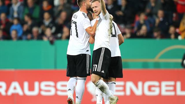 Das Ticket ist gelöst: Deutsche U21 fährt zur EM-Endrunde