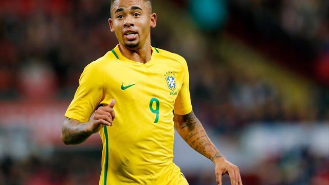 Brasilien gewinnt Länderspiel in Saudi-Arabien