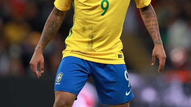 Gabriel Jesus scores as Brazil beat Saudi Arabia