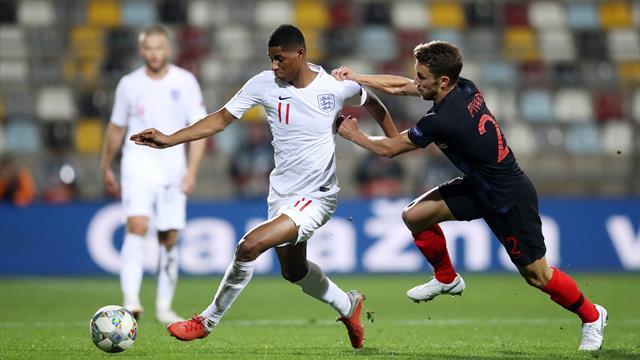Nations League: Kroatien und England trennen sich torlos