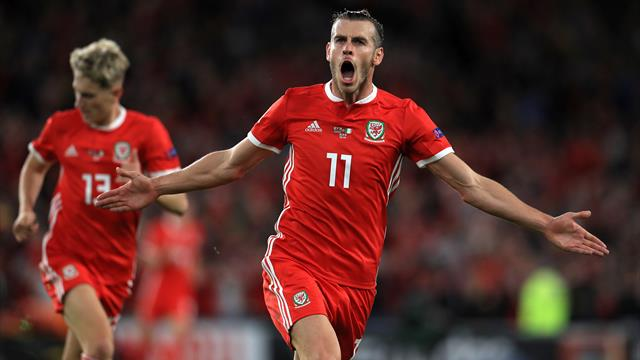 Bale faces fitness race for Wales' clash with Republic of Ireland